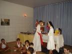 CELEBRAÇÃO DA CEIA (PÁSCOA) COM AS  CRIANÇAS