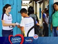 Extensão do Projeto Bullying a uma escola estadual