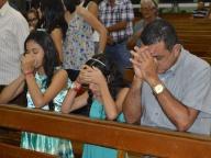 Dia dos Pais 2014 - Missa