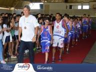 Homenagem ao basquete do Colégio São Geraldo