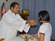 Missas na capela do Colégio São Geraldo