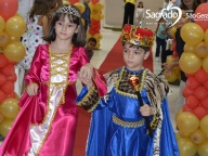 Formatura Ed. Infantil - Festa A Era Medieval
