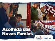 Acolhida das Novas Famílias 2019