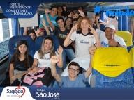 16ª Olimpíada Madre Clélia - Embarcando