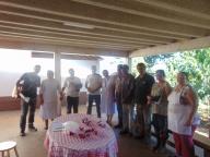 Celebração Pascal Fazenda