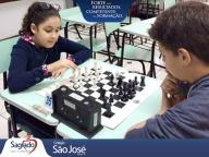 3ª etapa do Circuito Escolar de Xadrez