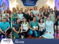 Pastoral Familiar Cleliana - Encontro com os pais dos alunos do 33° EASC