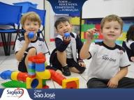 Construções com Tubos - Robótica Infantil III