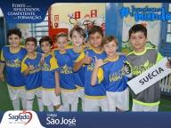 Cerimônia de Abertura - XXI Copa Primavera e XI Queimabol