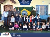 Comemorando o Dia do Soldado - Ed. Infantil