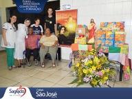 Entrega das Doações - Gincana Madre Clélia 2017