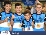Finais e premiação da XXIII Copa Primavera de Futsal