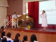 Celebração Pascal – Educação  Infantil, Fundamental I e II