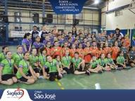 Encerramento do XII Campeonato de Queimabol