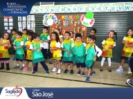 """Projeto """"Reino Encantado de Monteiro Lobato - Infantil III"""