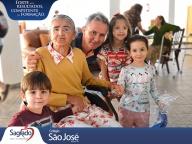 Homenagem aos Pais na Vila Vicentina!
