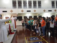 Missa em homenagem aos Professores 2018