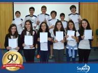 Destaque Estudantil 2016 - 2° bimestre